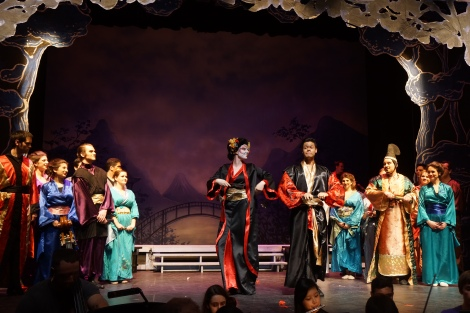 Curtain (Katisha, Ko-Ko)